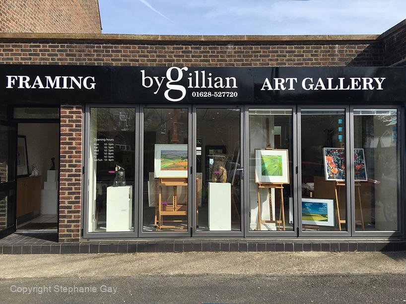 ByGillian Gallery Bourne End