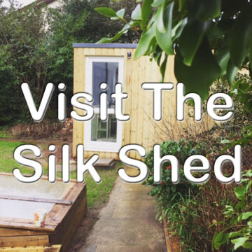 Visit The Silk Shed