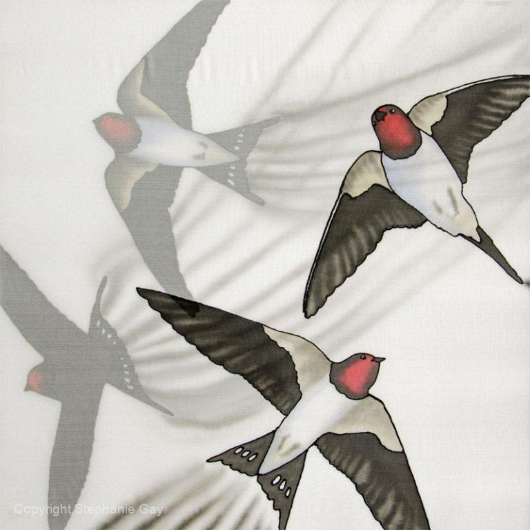 The Red Arrows - Swooping Swallows